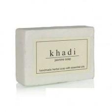Натуральное мыло Жасмин, 125 г Кхади