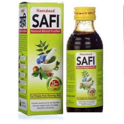 Сироп Сафи - чистая кожа Safi Hamdard, Индия 200мл.