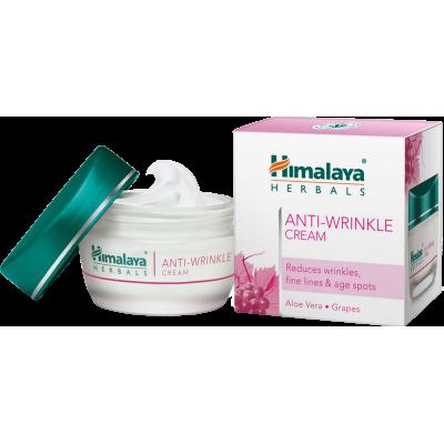 Антивозрастной крем против морщин, Himalaya Herbals Anti-Wrinkle Cream