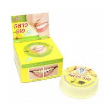 Тайская травяная отбеливающая зубная паста 5star «Манго»