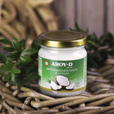 Масло Кокосовое AROY-D Extra Virgin- улучшает иммунную систему и нормализует пищеварение, 180мл