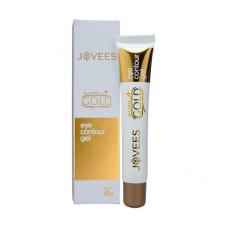 Контурный гель для Глаз с Золотом 24 карата (Jovees 24 carat Gold Eye Contour Gel)