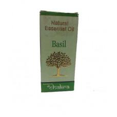 «Базилик» 100% эфирное масло Shri Chakra (10 мл)
