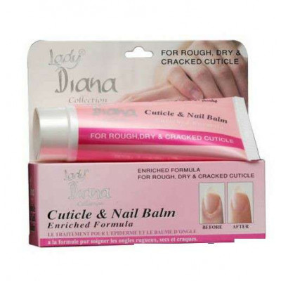 Бальзам для рук/кутикул Cuticle/Nail Balm Lady Diana 50мл