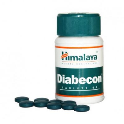 Диабекон Хималая от диабета  (Diabecon Himalaya), 60таб.