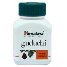 Гудучи Гималаи (Guduchi Himalaya), иммуномодулятор, 60 Таблеток