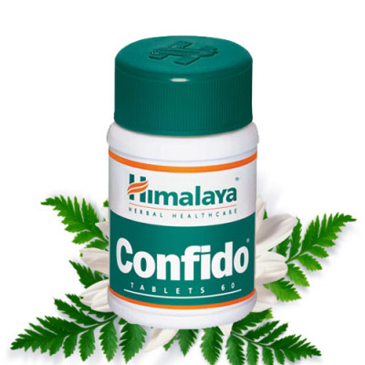 Конфидо Хималая - для половой системы мужчин, (HimalayaConfido) 60 Таб.