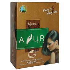 Шикакай — аюрведический порошок- легко расчесываются, блестят, придает объём и густоту, 100 гр, Аюр Плюс (Индия)