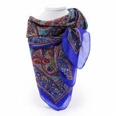 Шелковый платок 100%, Индия