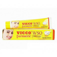 Куркумой Викко- обладает сильными антисептическим свойствами + омолаживает кожу. Vicco Turmeric WSO Cream