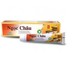 Зубная паста Ngoc Chau на травах- от кровоточивости десен, 100 г