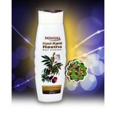 Патанджали кеш Канти Reetha шампунь- нормализует естественный водно-жировой баланс, разглаживает волосы, делая их шелковистыми.(Patanjali Kesh Kanti Reetha Shampoo)