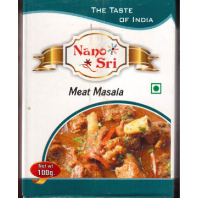 Мит масала (для мяса) 100 гр. / Meat Masala 100g.