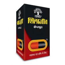 Шиладжит мумиё - для лечения суставов (Dabur Shilajit), 30 таб.