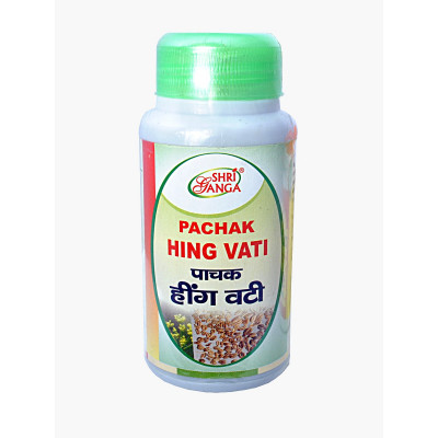 Пачак Хинг вати —  для желудочно-кишечного тракта (Pachak Hing vati)