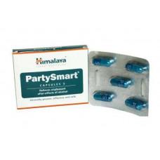 Himalaya Party Smart — растительное средство от похмелья (Гималая Пати Смарт)
