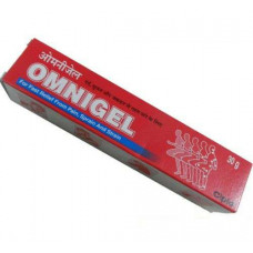 Мазь Омнигель — при травмах суставов, сухожилий, связок и мышц, 30 гр Omnigel