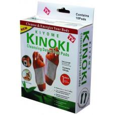 Детоксикационный пластырь для стоп Kinoki Detox — 10 шт