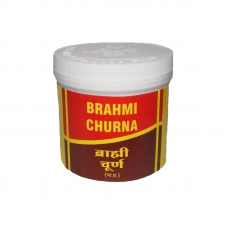 Брахми чурна, производитель «Вьяс», Brahmi Churna Vyas 100 гр.