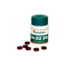 ЛИВ 52 ДС (Liv.52 DS) Himalaya-поддержания и оздоровления печени, 60 Таблетки