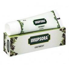 Имупсора мазь -минерально-травяной комплекс для лечения псориаза (Charak Imupsora ointment)
