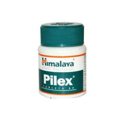 Пайлекс Хималая от варикоза и геморроя (Pilex) Himalaya 60 таб.