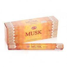 Благовония HEM Musk – Мускус