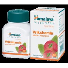 Врикшамла Гималая- уменьшению образования и накопления в организме жира, 60 таб Индия (Vrikshamla Himalaya)
