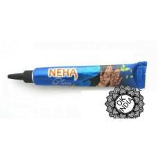 Хна для мехенди Fast Henna Neha в тубе, черная