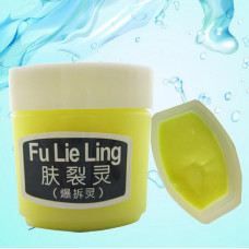 Мазь «Фулелин» (противозудное средство) из Китая