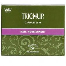 Капсулы от выпадения волос Trichup (Тричуп)- возобновляют рост волос, предотвращают их потерю, 60 Таб