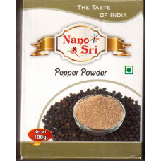 Перец Черный Молотый 100 гр. / Black Pepper Powder 100g.