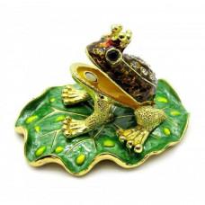 Шкатулка для ювелирных украшений «Царевна-лягушка»