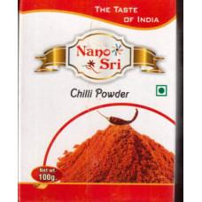 Перец Красный Молотый 100 гр. / Chilli Powder 100g.