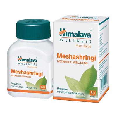 Мешашринги Meshashringi Himalaya-убийца сладости» и «разрушающий сахар», 60 Таблетки