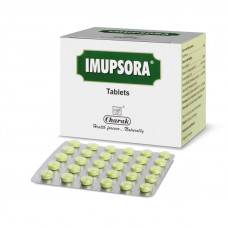 Имупсора от псориаза (Imupsora) Charak, 30 таб.