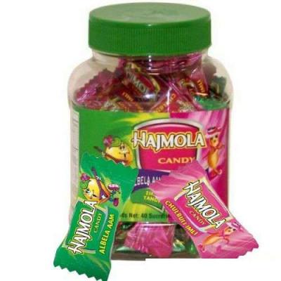 Леденцы, Дабур, Hajmola Candy (вкус манго и тамаринд)-нормализует процессы пищеварения, 5шт.