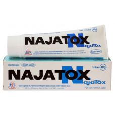 Мазь Наятокс ( Najatox) с ядом кобры