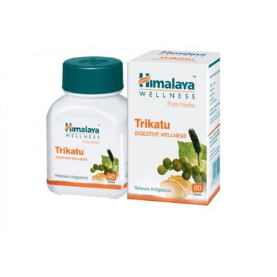 Трикату Гималаи - очищение организма (Trikatu Himalaya) 60 таб.