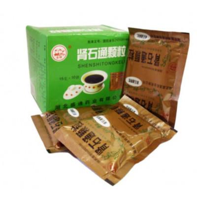 Лечебный чай «Шеншитонг»- почечно-каменного заболевания(Shenshitong Keli/ Shen Shi Tong Keli)