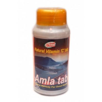 Амла - витамин С (Amla Shri Ganga), 200 таблеток