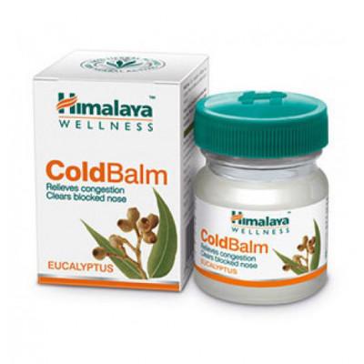 Колд балм бальзам от простуды Cold Balm Himalaya Herbals, 10 гр