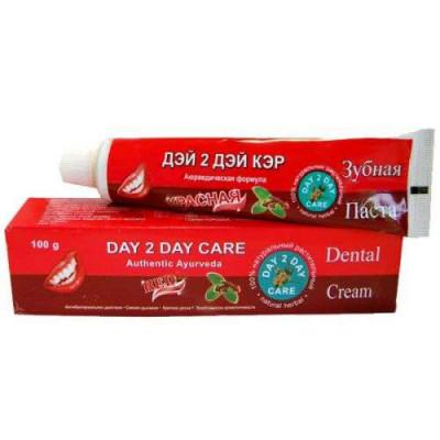 Зубная паста «Гвоздика»- освежения, дезинфекция, уменьшает образование зубного камня. Day 2 day care