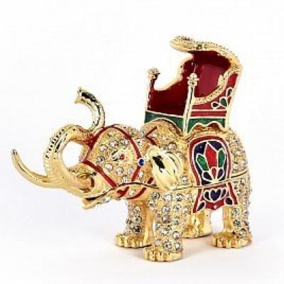 Шкатулка слон