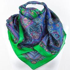 Платок индийский шелк
