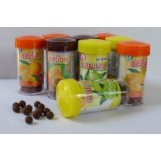 Тайские травяные шарики Kongka от кашля и боли в горле в ассортименте