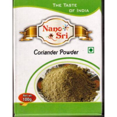 Кориандр Молотый 100 гр. (Coriander Powder) 100 гр