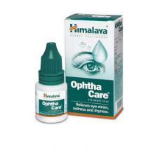 Глазные капли Himalaya Ophthacare — антибактериальные глазные капли.