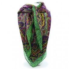 Платок, индийский шелковый