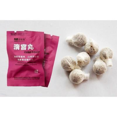 Китайские лечебные тампоны Beautiful Life и Clean Point- Лечебные Фитотампоны